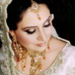 make up, asian, bride