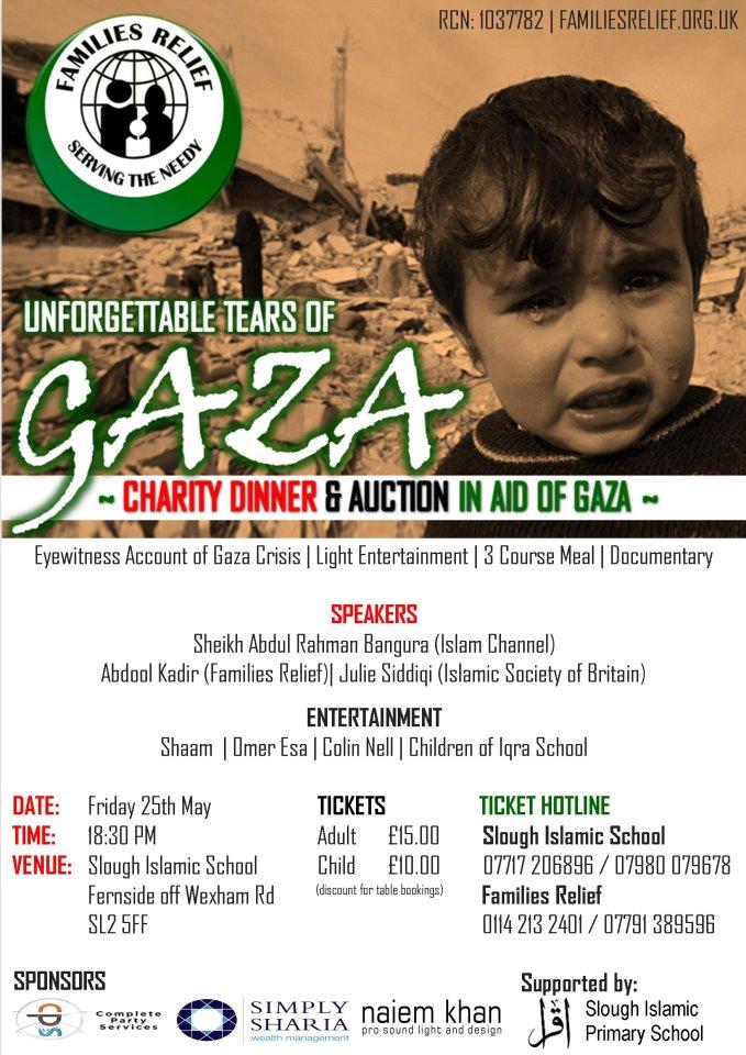 photography, charity dinner, Slough, islamic, school