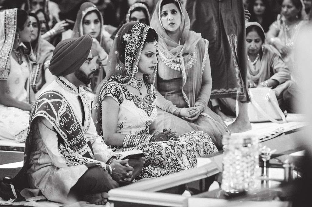 Sikh, wedding, photographers, london, gurdwara, asian,
