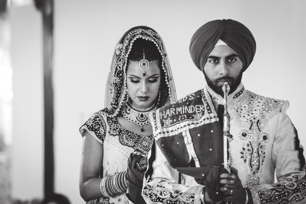 sikh, wedding, photographers, videographers, singh, sabha, gurdwara,