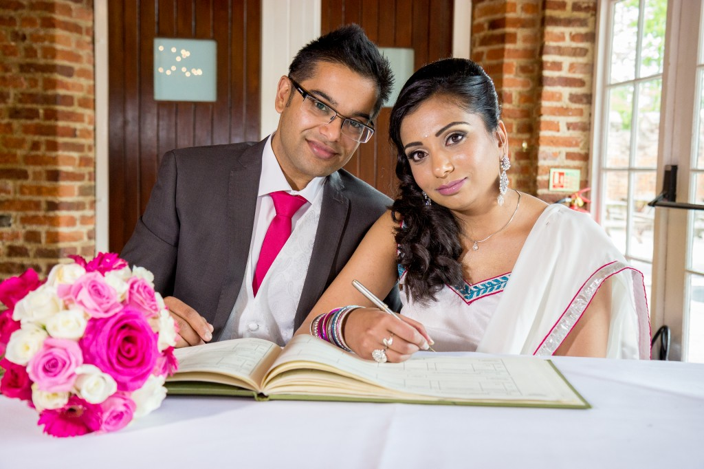 Dharmesh & Shamini Registry-190